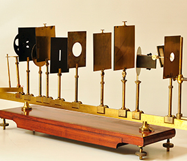 Collection of Physics Instruments