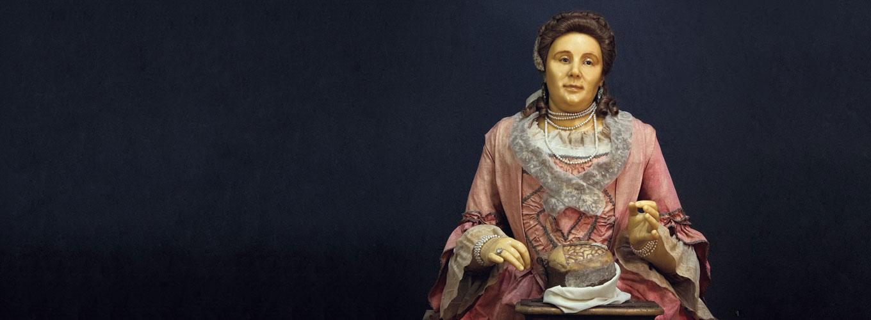 Anna Morandi Manzolini Self-Portrait