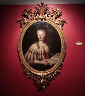 "Carlo Vandi, ""Portrait of Laura Bassi"", 18th century"