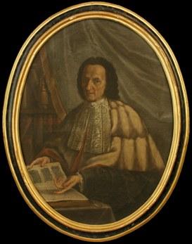 "Anonimo, ""Domenico Gusmano Galeazzi"", XVIII sec."