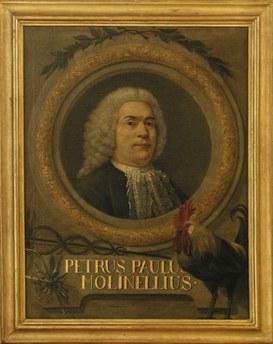 """Anonimo, """"Pier Paolo Molinelli"""", post. 1764"""
