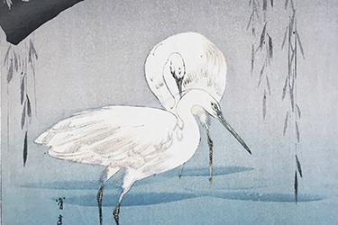 Immagini di natura nell'Arte Giapponese