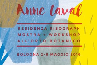 Anne Laval - Residenza d'artista