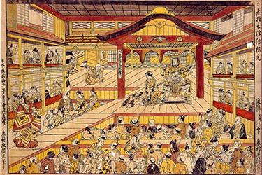 Il profondo legame tra arte e vita sociale in Giappone
