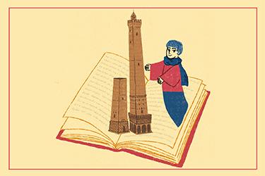 Legno, Carta e torri: storie e burattini a Bologna - Spettacolo