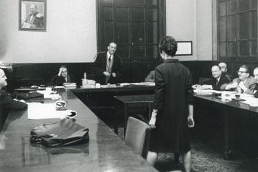 Le università in Emilia Romagna dal dopoguerra alla contestazione del '68 - Presentazione del dossier