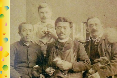 Rigore e passione: scienziati giapponesi dell'era Meiji (1868-1912) - Webinar
