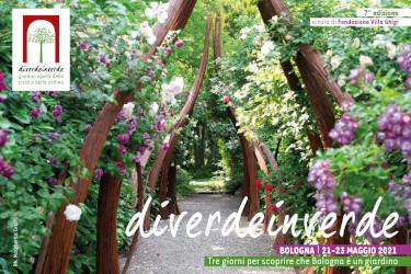 Diverdeinverde 2021 - Giardini aperti