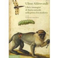 """Copertina """"Ulisse Aldronavi. Libri e immagini"""""""