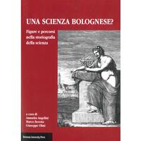 """Copertina """"Una scienza bolognese?"""""""