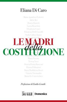 """Copertina del libro """"Le madri della Costituzione"""""""