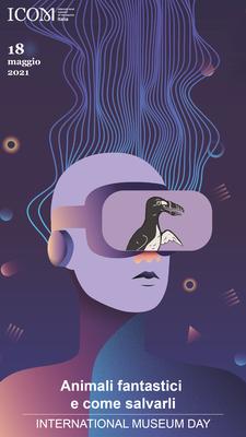 Poster International Museum Day 2021