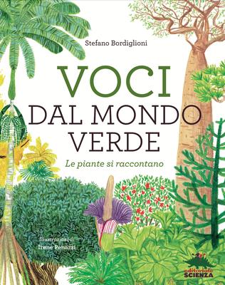 """Copertina del libro """"Voci dal mondo verde"""""""