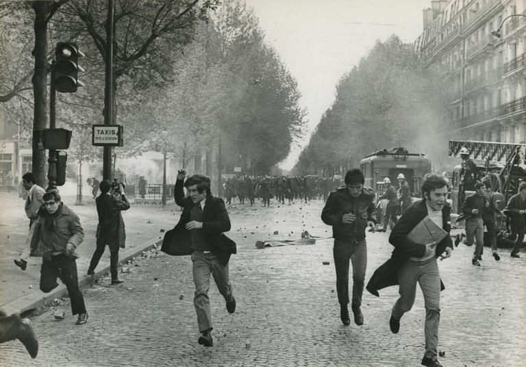 Foto del Maggio francese
