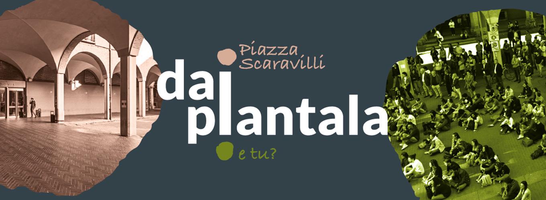 Banner campagna crowdfunding Dai piantala!