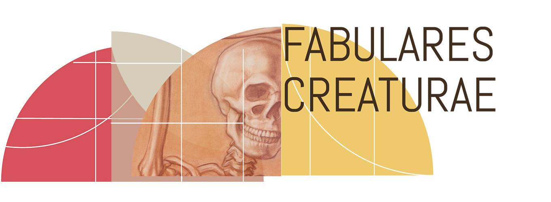 Copertina Fabulares Creaturae