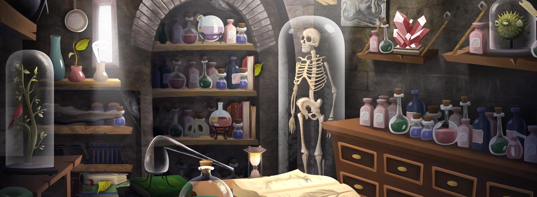 Frame del videogioco WunderBO