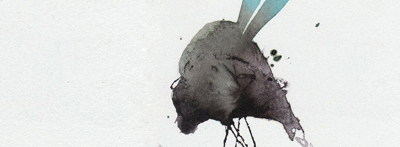 Illustrazione della mostra Paleobestiari fastastici