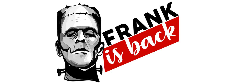 Logo Frank is Back