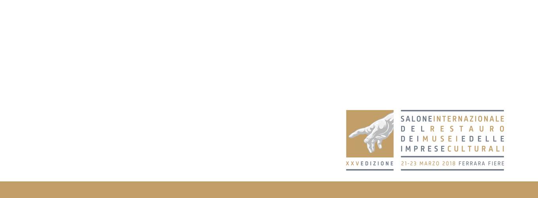 Logo Salone Internazionale del Restauro 2018 - 2
