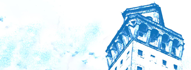 Torre della Specola stilizzata